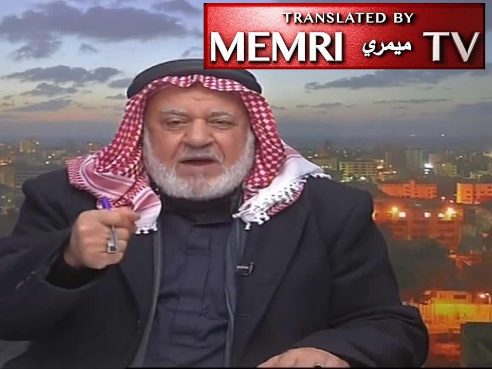 Hamas MP Sheikh Salem Salameh: George Washington Killed Indians Because They Were Muslims; Normalization of Relations with Israel Is Betrayal of God, Islam